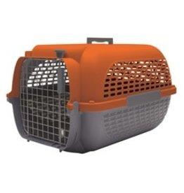Dogit Dogit Voyageur Dark Grey Base Orange Top Med