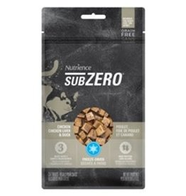 Nutrience Nutrience Subzero Chicken, Chicken Liver and Duck Freeze-Dried Mix 30g