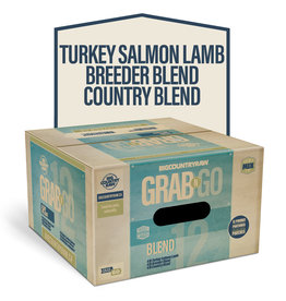 Big Country Raw Big Country Raw Grab N Go Blend Deal 12lbs