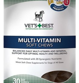 Vets Best Vet's Best Multi Vitamin Soft Chews 30ct