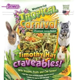 Tropical Tropical Carnival Timothy Hay Craveables 24oz