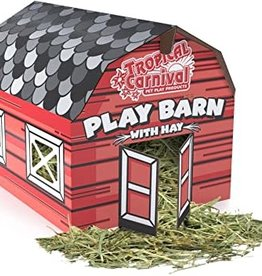 Tropical Tropical Carnival Play Barn with Hay 8oz