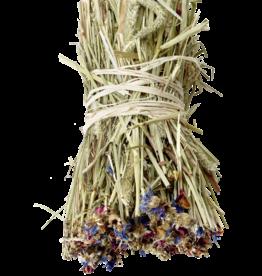 Versele Laga Versele Laga Nature Snack Hay Bale Cornflower 70g