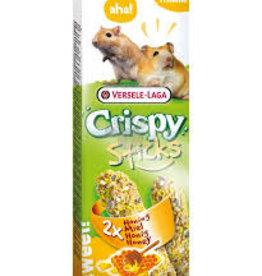 Versele Laga Versele Laga Crispy Sticks Hamster & Gerbil Honey 2x55g