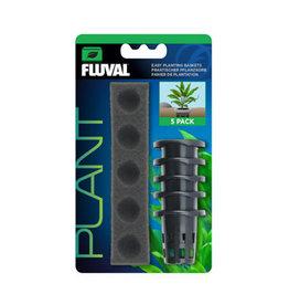 Fluval Fluval Easy Planting Basket - 5 Pack