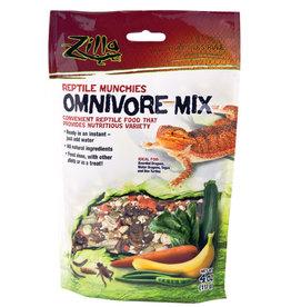 Reptile Munchies - Omnivore Mix - 4 oz