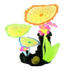 Underwater Treasures Underwater Treasures Glow Action Bubbling Carpet Coral Garden - Yellow30