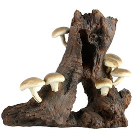 Underwater Treasures Underwater Treasures Root with Mushroom - Large