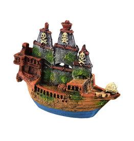 Underwater Treasures Underwater Treasures Sea King Shipwreck