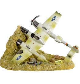 Underwater Treasures Underwater Treasures Sunken Fighter Plane