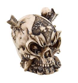 Underwater Treasures Underwater Treasures Warrior Skull