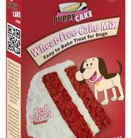 puppy cake Puppy Cake - Cake Mix - Red Velvet (wheat-free)