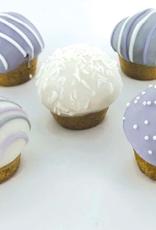Bosco and Roxy's Bosco and Roxy's Vanilla Cupcakes 1pc