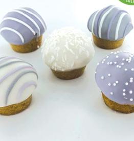 Bosco and Roxy's Cookie - Bosco and Roxy's Vanilla Cupcakes 1pc