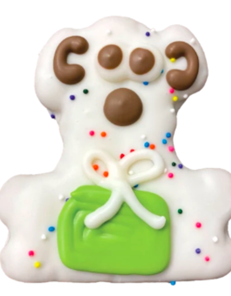 Bosco and Roxy's Cookie - Bosco and Roxy's Birthday Dog Cookie 1pc