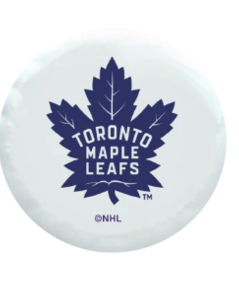Bosco and Roxy's Cookie - Bosco and Roxy's Toronto Maple Leaf Circle Cookie 1pc