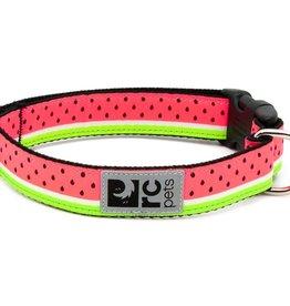 RC Pets RC Pets Clip Collar XS Watermelon