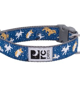 RC Pets RC Pets Clip Collar M Space Dogs