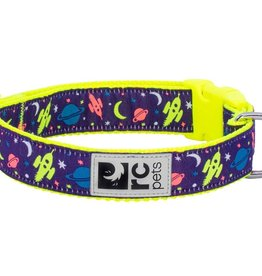 RC Pets RC Pets Clip Collar XS Outer Space