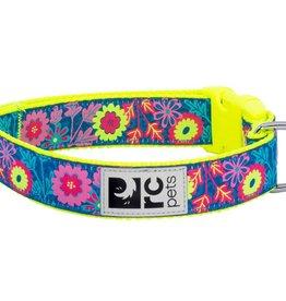 RC Pets RC Pets Clip Collar L Flower Power