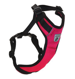 RC Pets RC Pets Vented Vest Harness 2.0 XL Raspberry