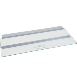 "Seapora Glass Canopy - 24"" x 12"""