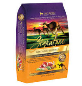 zignature limited Zignature Limited Ingredient Grain Free Kangaroo Dog Food 27 LB