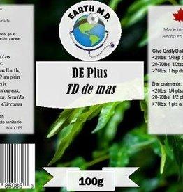 Earth M.D. Earth MD DE Plus 100g