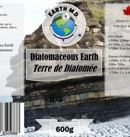 Earth M.D. Earth MD Diatomaceous Earth - 600g