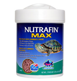 Nutrafin Nutrafin Max Turtle Pellets With Gammarus Shrimp - 65 g (2.3 oz)