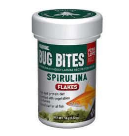 Fluval Fluval Bug Bites Spirulina Flakes - 18 g (0.63 oz)