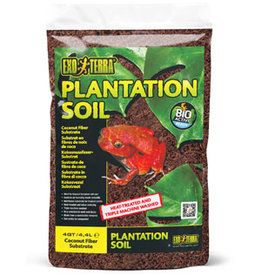 Exo Terra Exo Terra Plantation Soil - Bag - 4 qt (4.4 L)