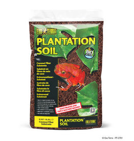 Exo Terra Exo Terra Plantation Soil - Bag - 8 qt (8.8 L)