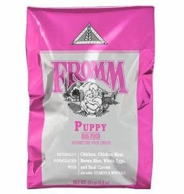 Fromm Fromm Classic Puppy Dog Food 33lb