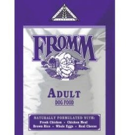 Fromm Fromm Classic Adult Dog food 33lb