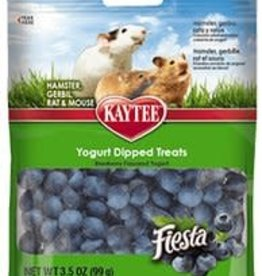 Kaytee Kaytee Fiesta Blueberry Flavour Yogurt Dipped Treat 3.5oz