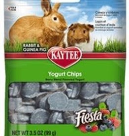 Kaytee Kaytee Mixed Berry Flavour Yogurt Chips 3.5oz