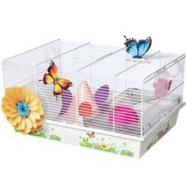 MidWest Homes For Pets Critterville Butterfly Hamster Home