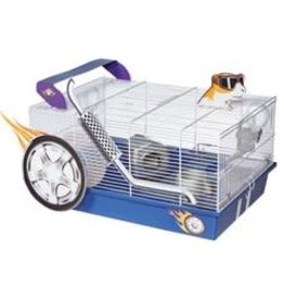 MidWest Homes For Pets Critterville Hot Rod Hamster Home