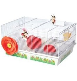 MidWest Homes For Pets Critterville Ladybug Hamster Home