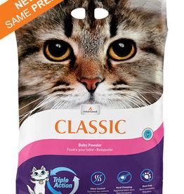 Intersand City Classic Clumping Cat Litter Baby Powder 7kg