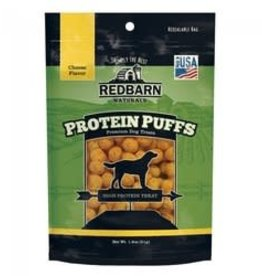 Red Barn Redbarn Cheese Protein Puffs - 51g