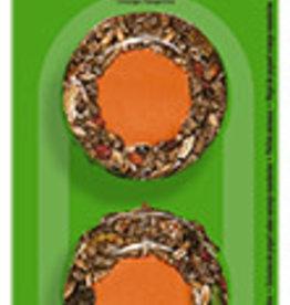 Kaytee Kaytee Fiesta Yogurt Cup Orange Tangerine Treat 3.8oz