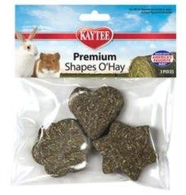 Kaytee Kaytee Premium Shapes O'Hay - 3ct.