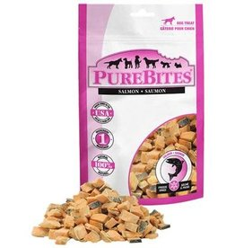 Purebites PureBites Salmon Dog Treat 70gm