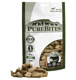 Purebites PureBites Beef Liver Dog Treat 120gm