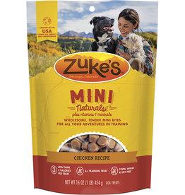 Zuke's Zukes Mini Naturals Chicken 16oz