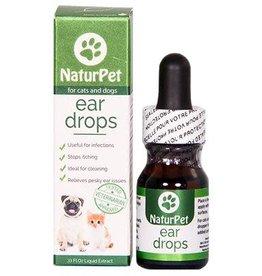 Naturpet NaturPet Ear Drops 10ml