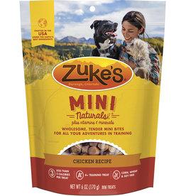 Zuke's Zukes Mini Natural Chicken Recipe 6oz