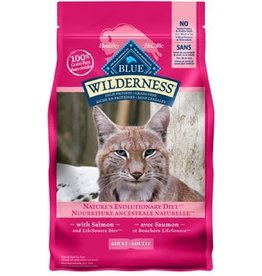 Blue Buffalo Blue Buffalo Wilderness Adult Cat Salmon 11LB